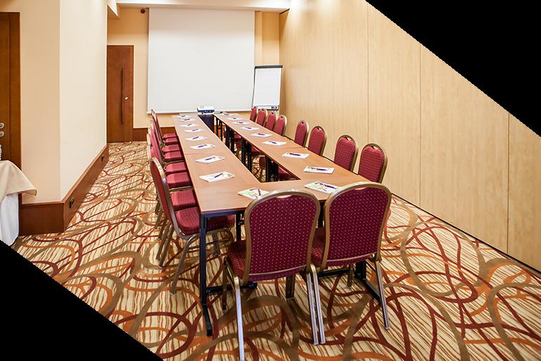 Prenájom konferenčnej miestnosti – Hotel Partizán