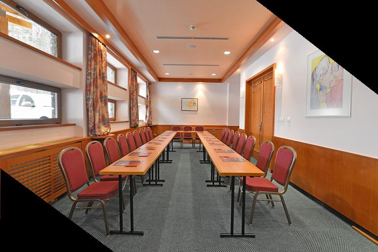 Konferenčná miestnosť v prírode