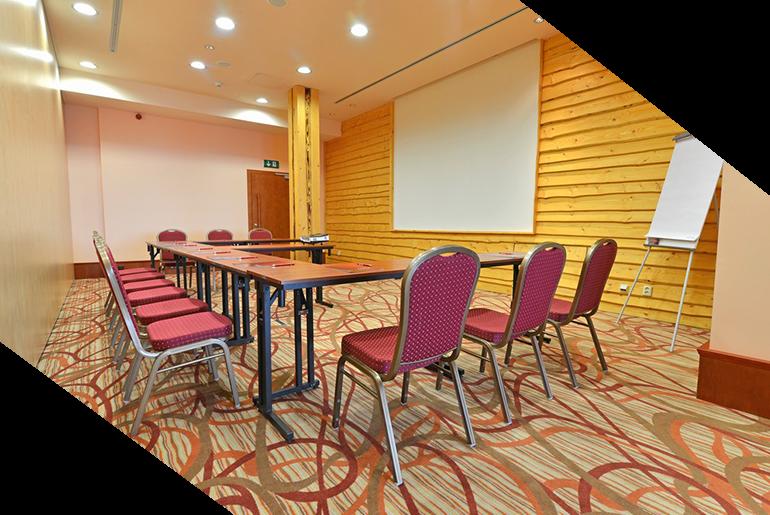 Konferenčné priestory – Hotel Partizán