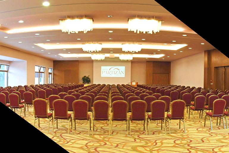 Konferenčné priestory