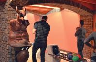 Indoor teambuilding