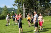 Teambuilding v Tatrách
